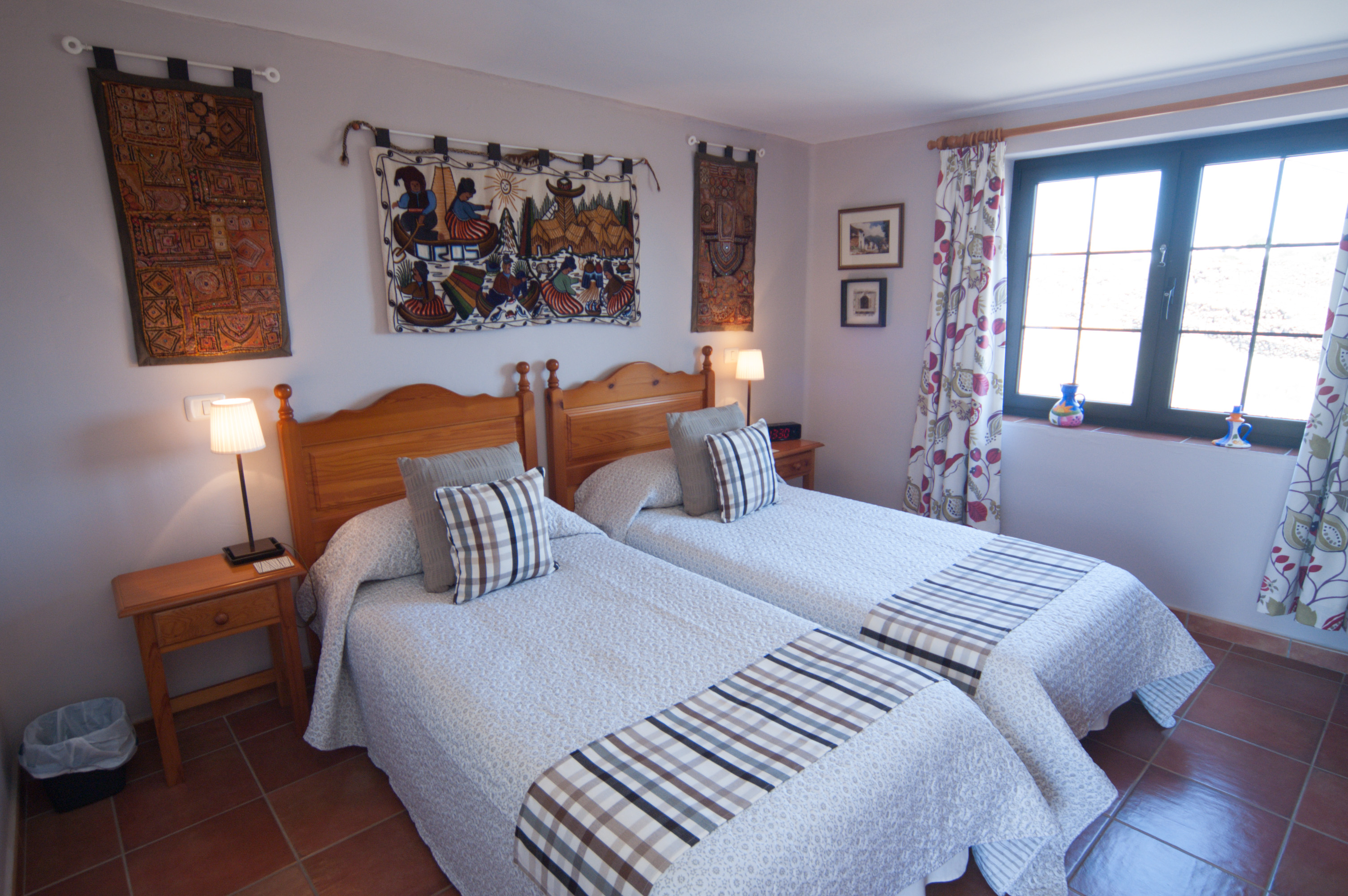 LVC198622 twin bedroom in annexe