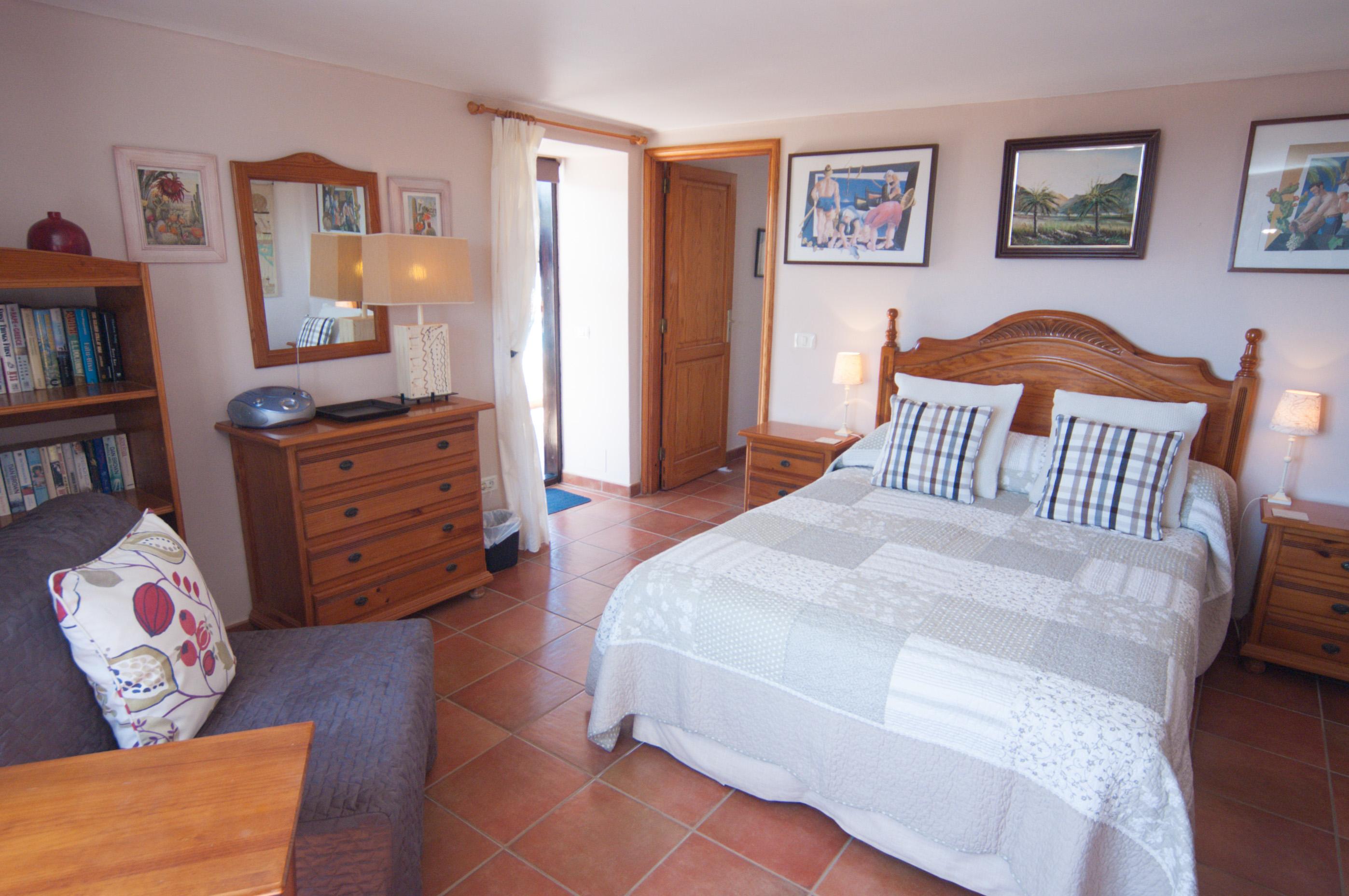 Villa LVC198622 Double bedroom in annexe