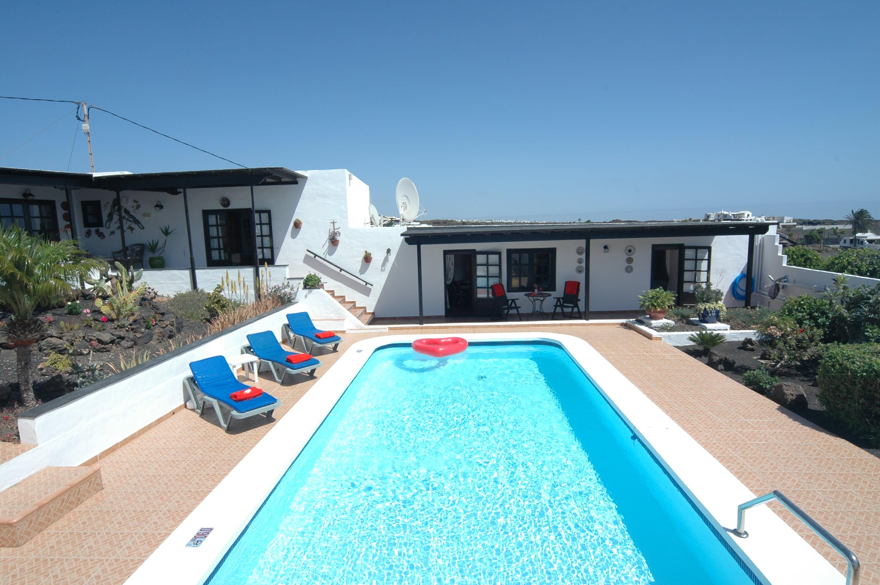 Villa LVC198622 Pool area