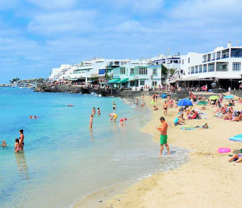 Holiday Resort of Playa Blanca