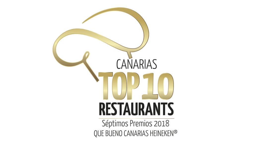 Que Bueno Awards Canarias
