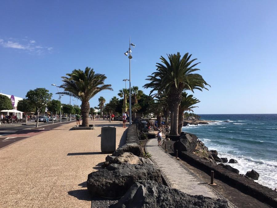 Puerto Del Carmen Seafront Promenade