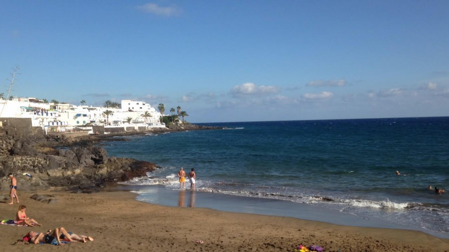 Puerto Del Carmen Small Beach