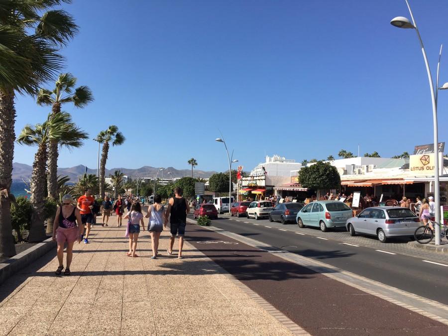 Puerto Del Carmen Promenade