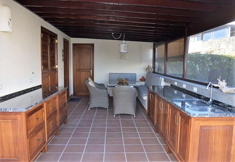 Villa LVC299788  Covered terrace