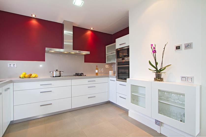 Villa LVC196805 Modern kitchen
