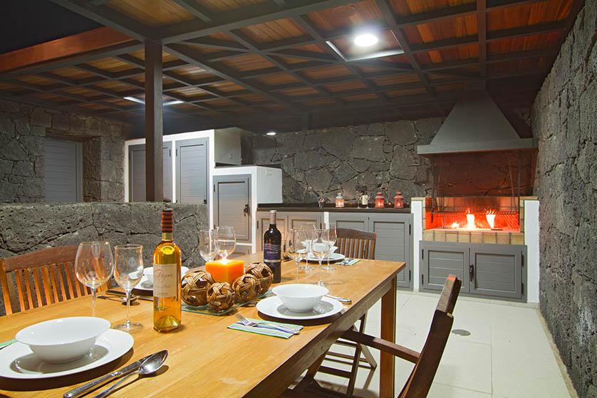Villa LVC196805 BBQ area