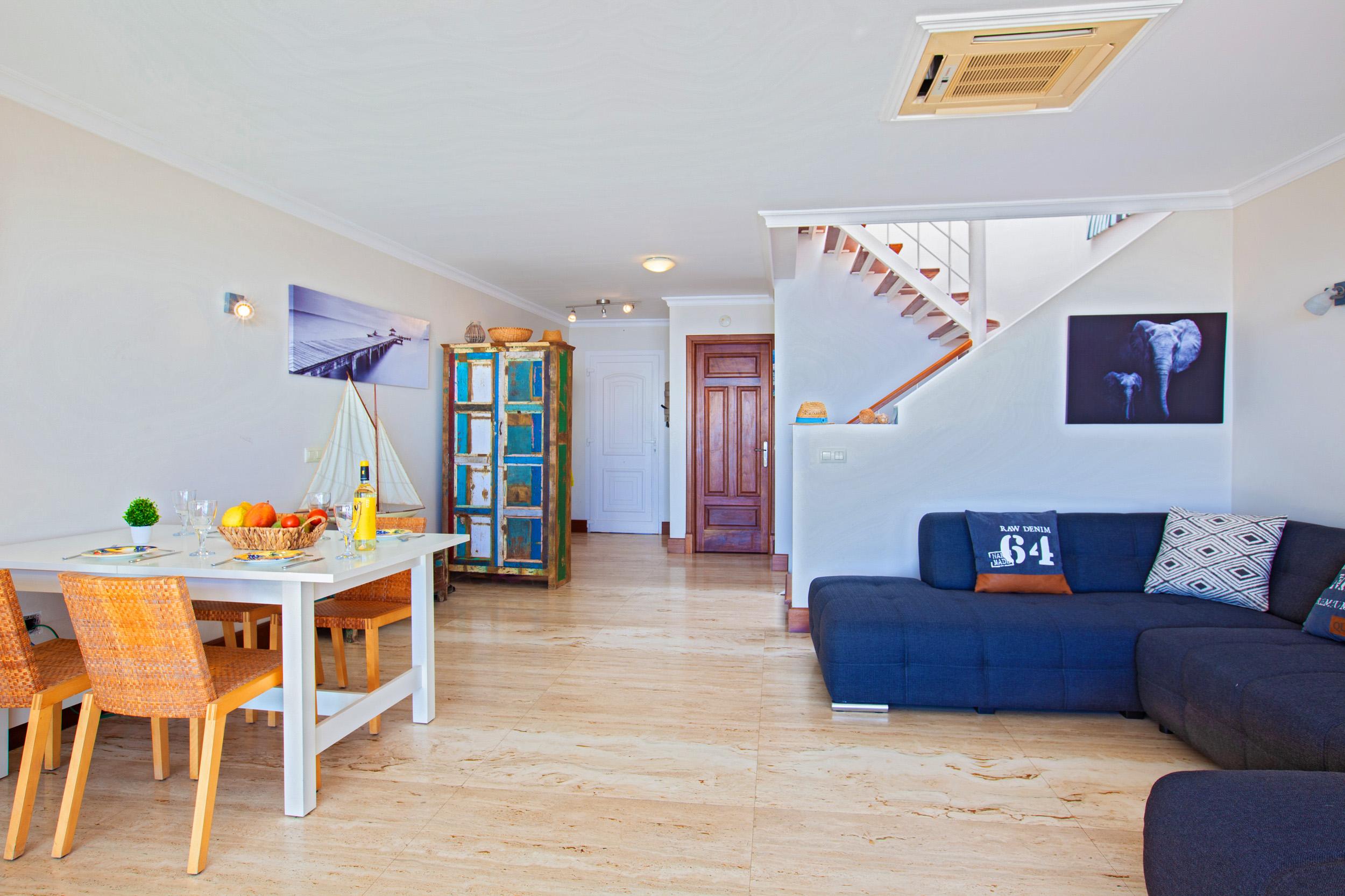 Villa LVC311041 Open plan lounge
