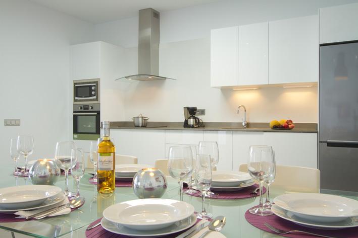 Villa LVC196803 Fitted kitchen
