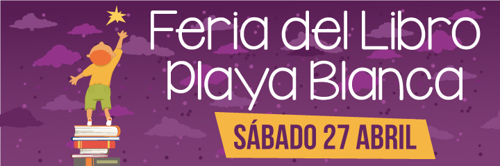 Book Fair in Playa Blanca