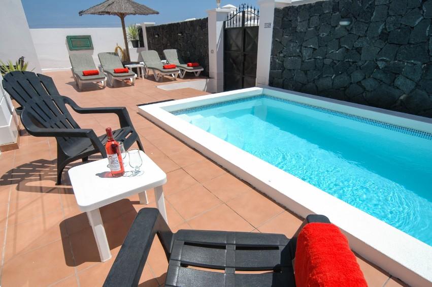 Villa LVC204211 Costa Teguise villa rental