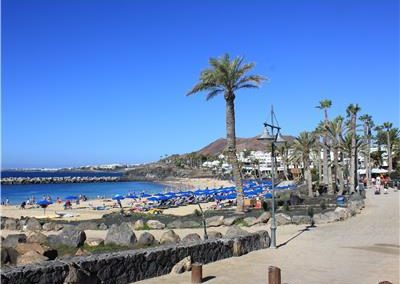 Playa Flamingo Playa Blanca Lanzarote