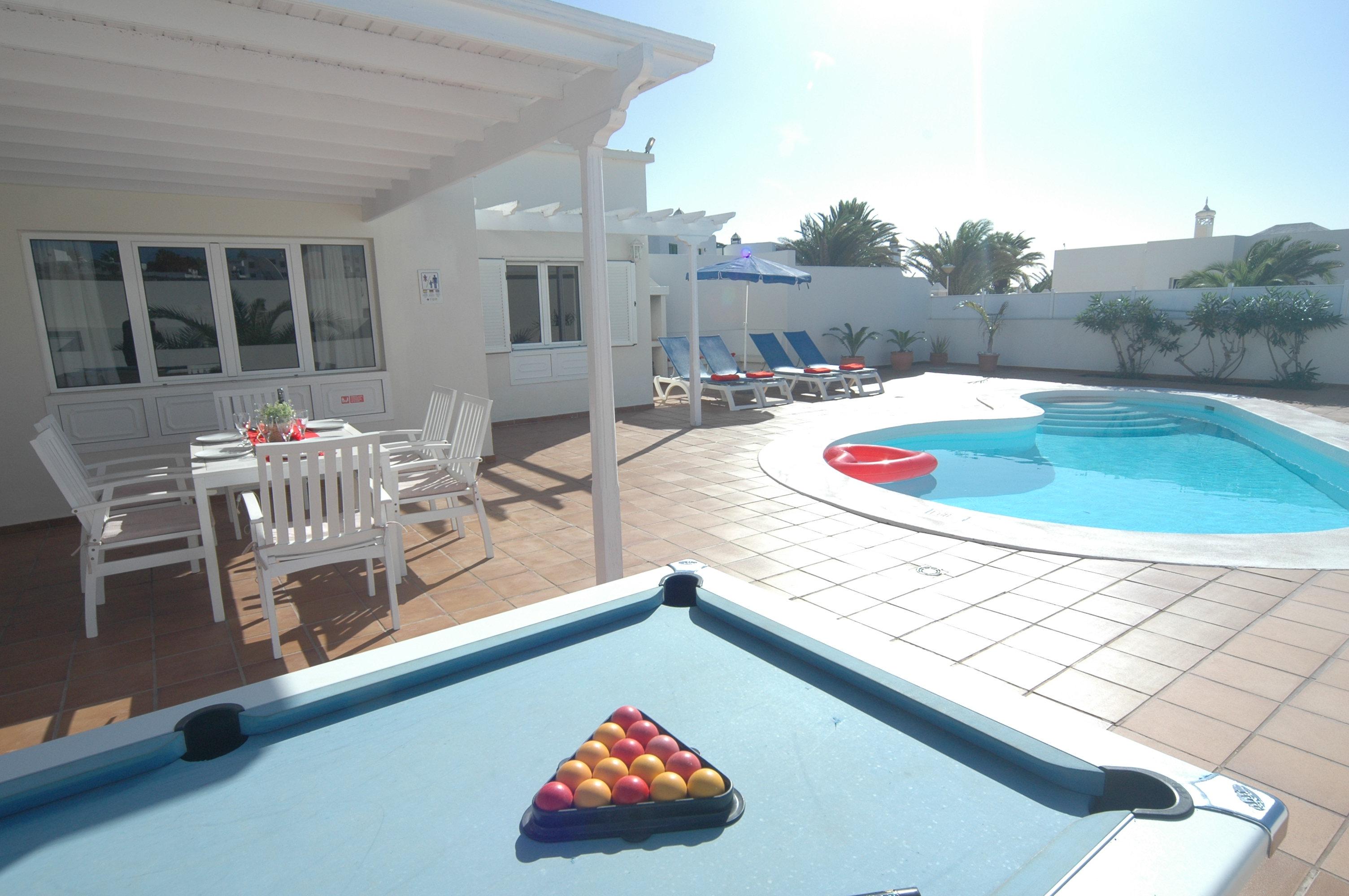 LVC311571 Villa with pool table in Matagorda