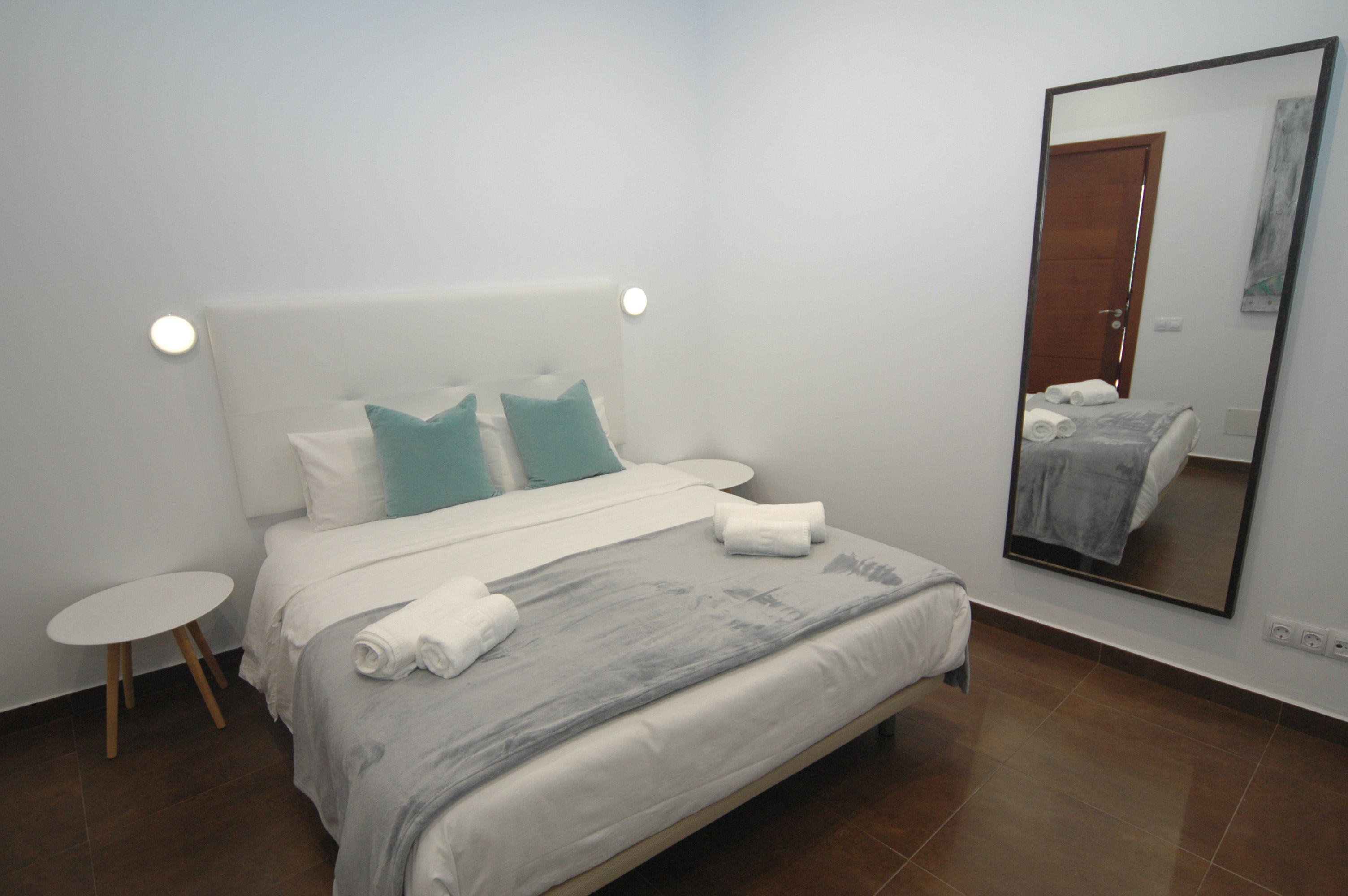 Downstairs double bedroom with ensuite shower room
