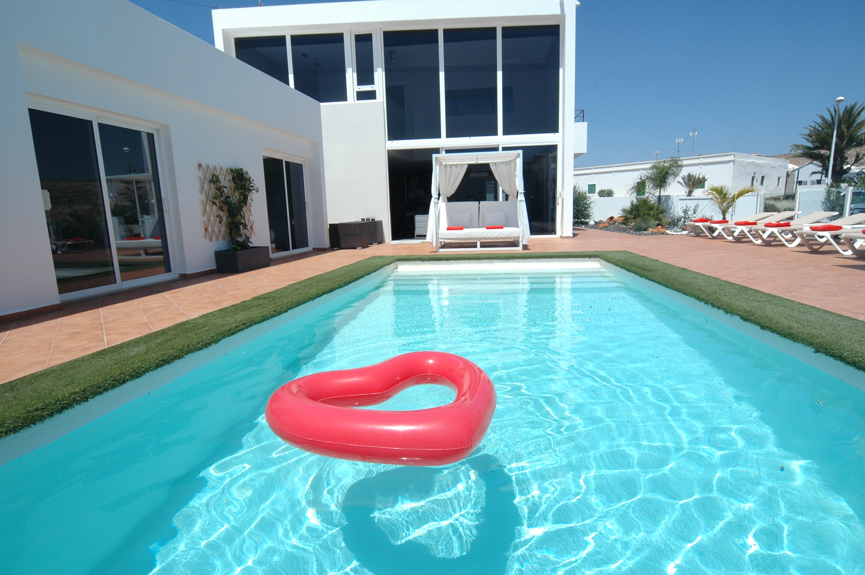 LVC200828 Holiday Villa with 4 bedrooms