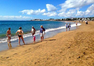 Playa Pocillos Puerto del Carmen