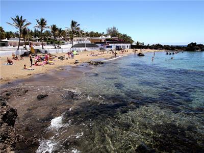 Playa Chica Puerto del Carmen