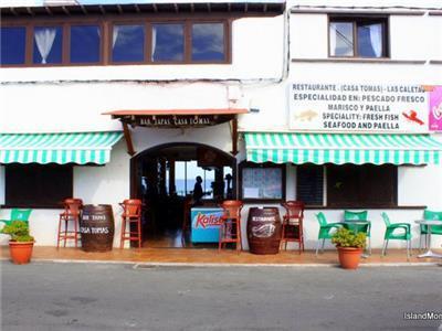 Casa Tomas Restaurant Lanzarote