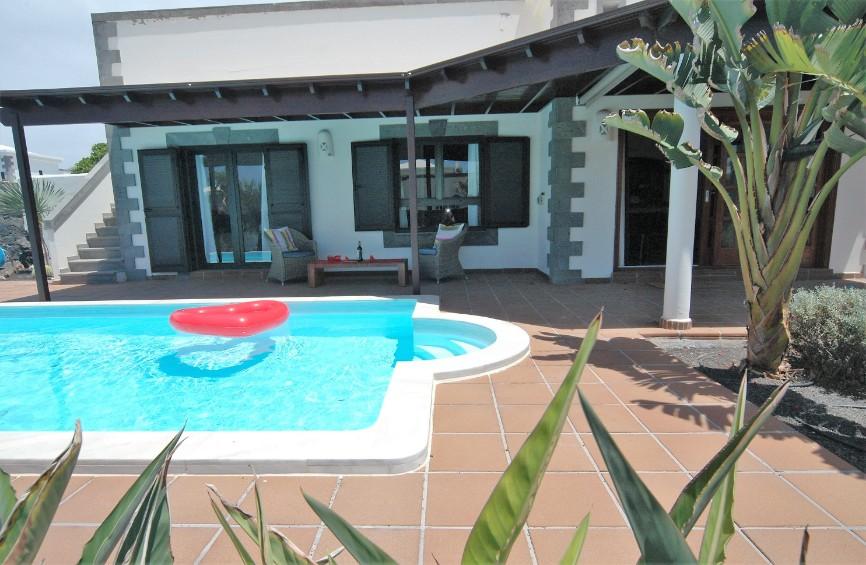 Villa LVC299788  Beautiful villa in Playa Blanca