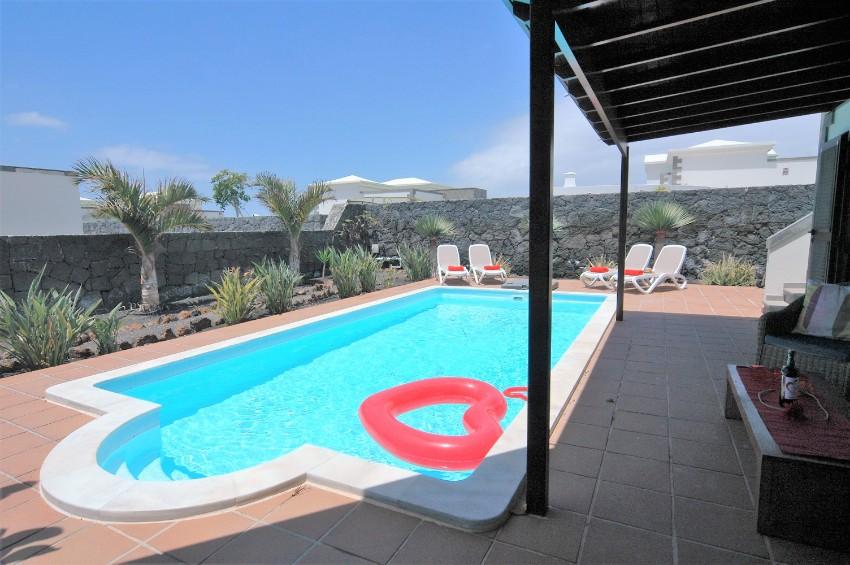 Villa LVC299788  Lanzarote 2 bedroom villa