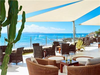 Marea Terraza Lounge Bar Playa Blanca