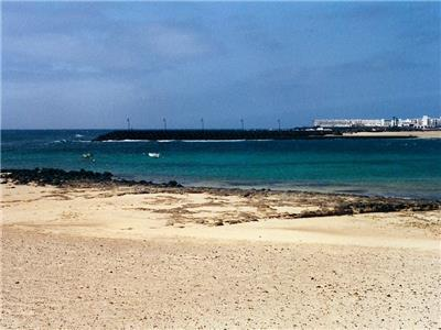 Los Charcos Beach Costa Teguise