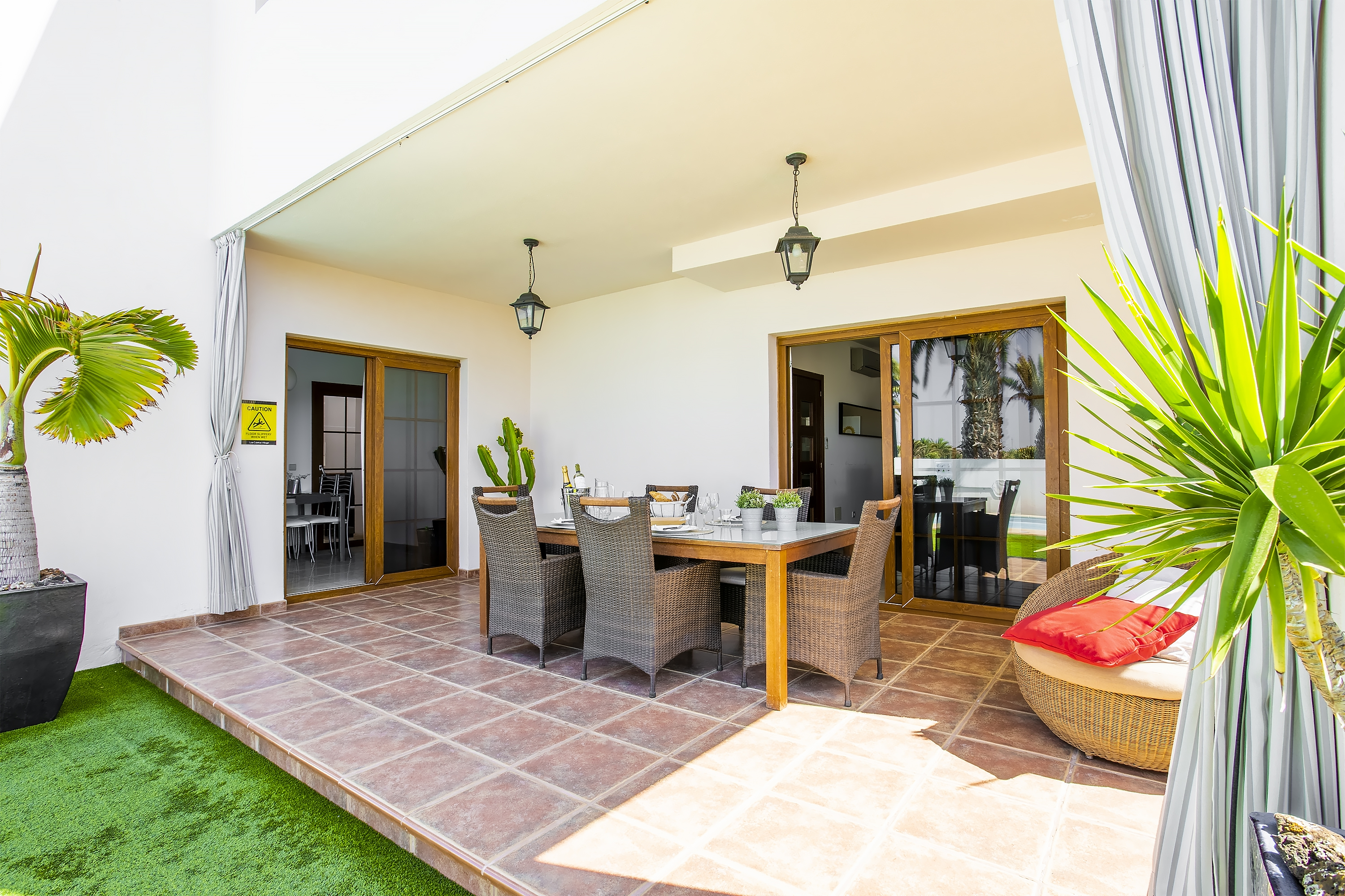 Villa in Costa Teguise to rent