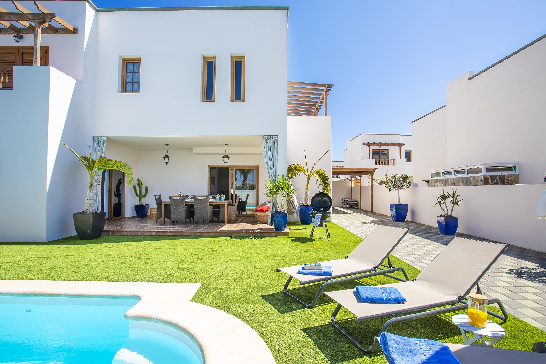 Villa in Costa Teguise