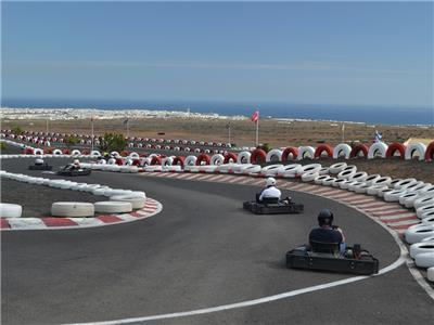 Go Karting Lanzarote