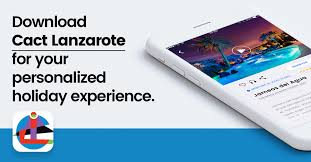 Cact Lanzarote Tourist Centre App