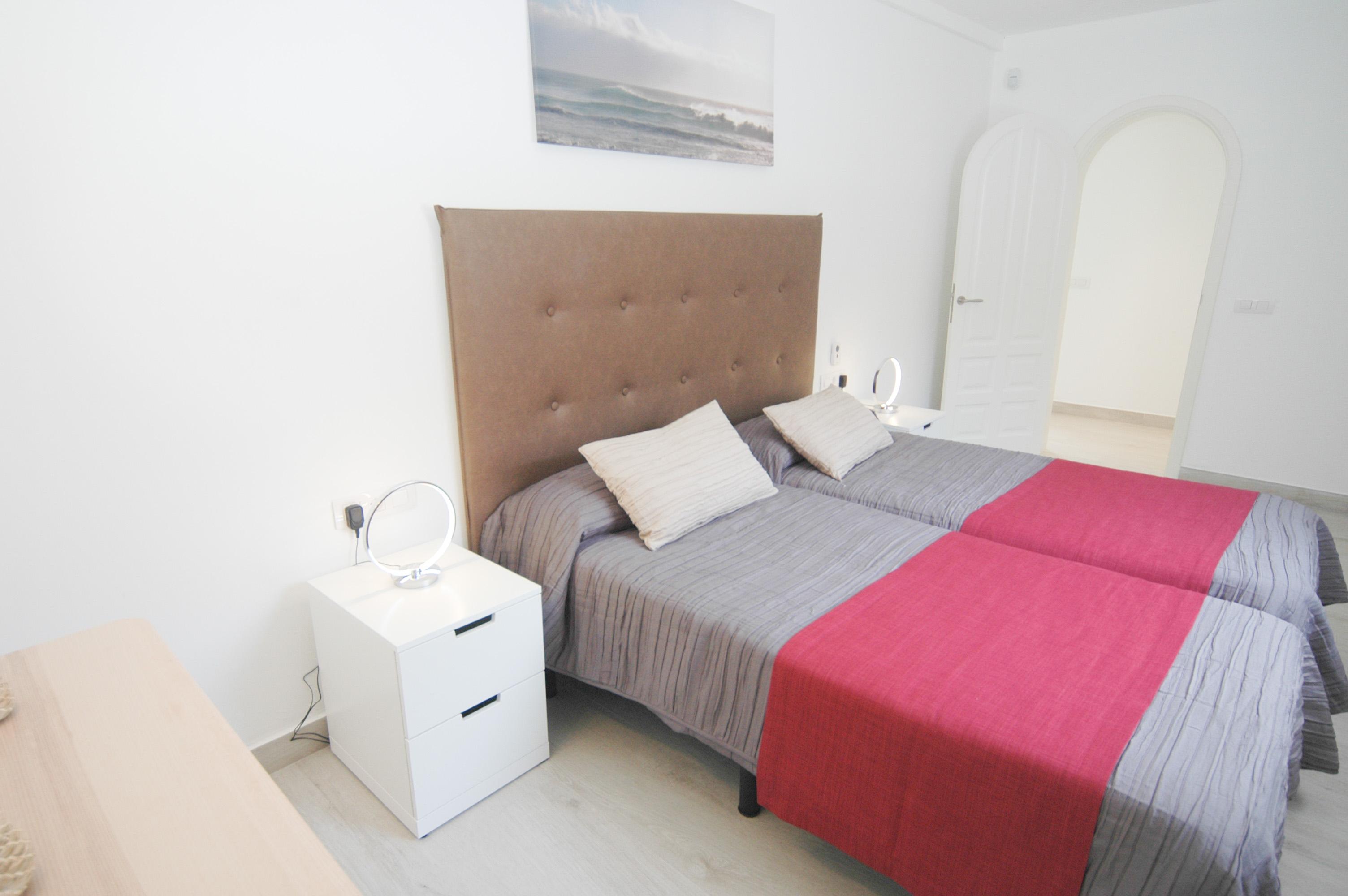 LVC327328 Bedroom with en suite shower room