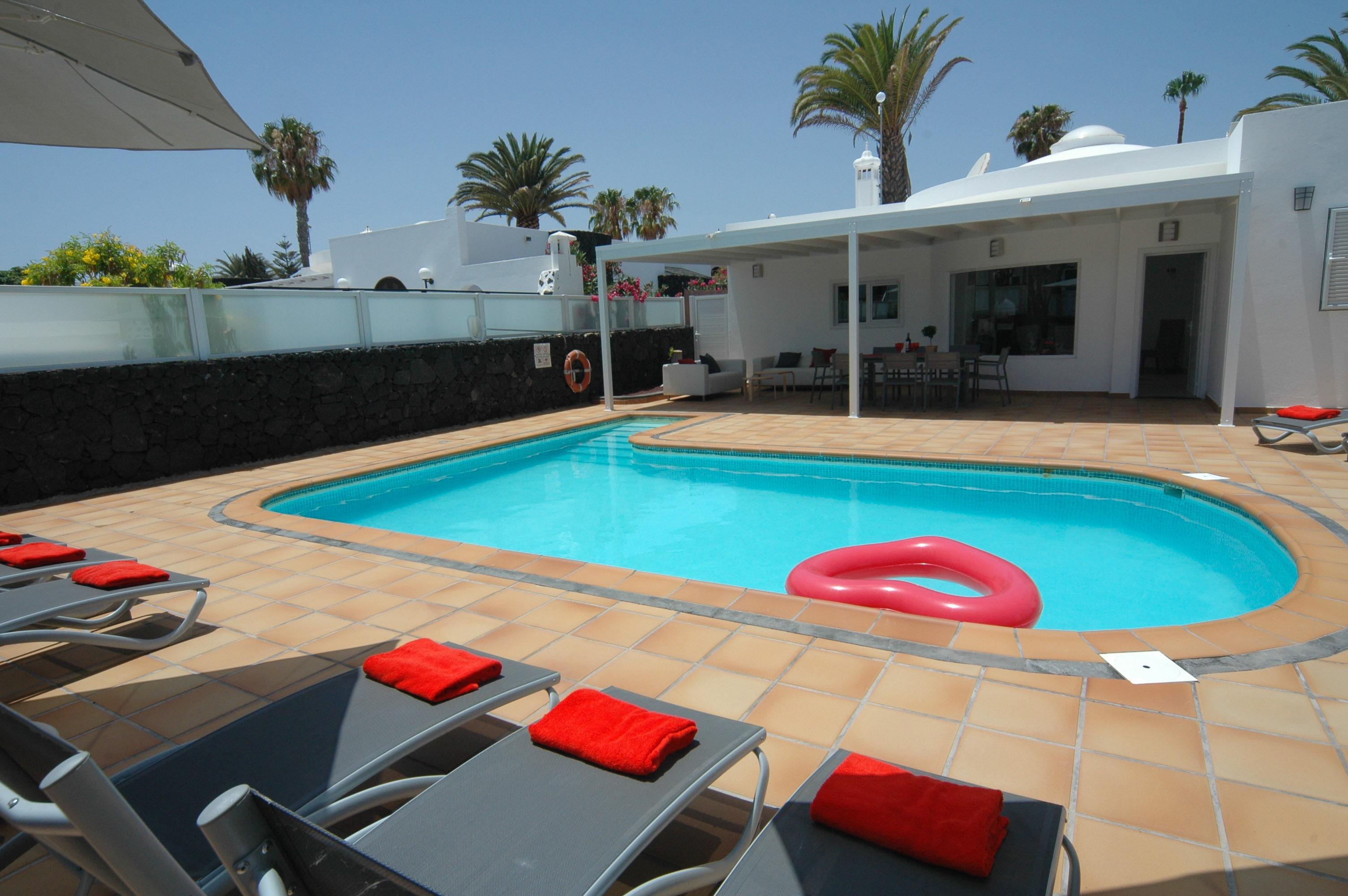 DSC 7322 4 bedroom villa in Puerto del Carmen
