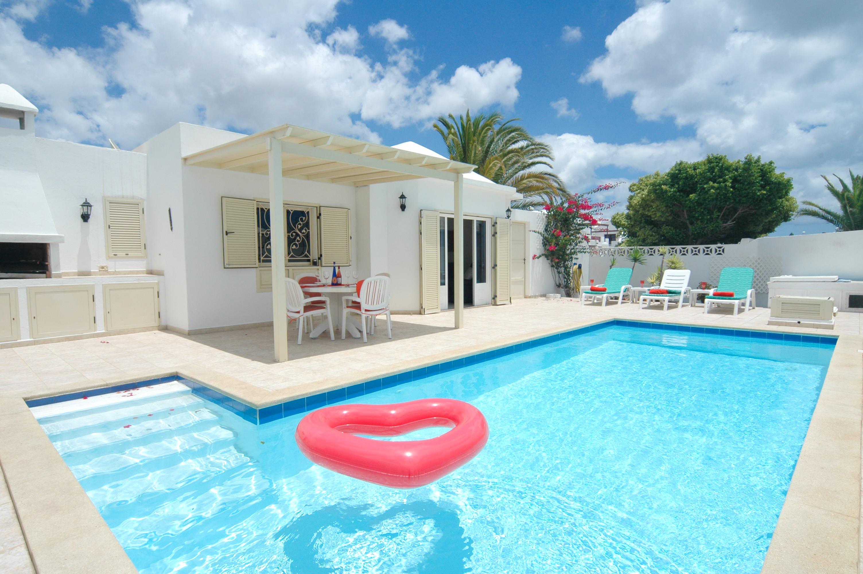 LVC212405 villa with 3 bedrooms in Puerto del Carmen