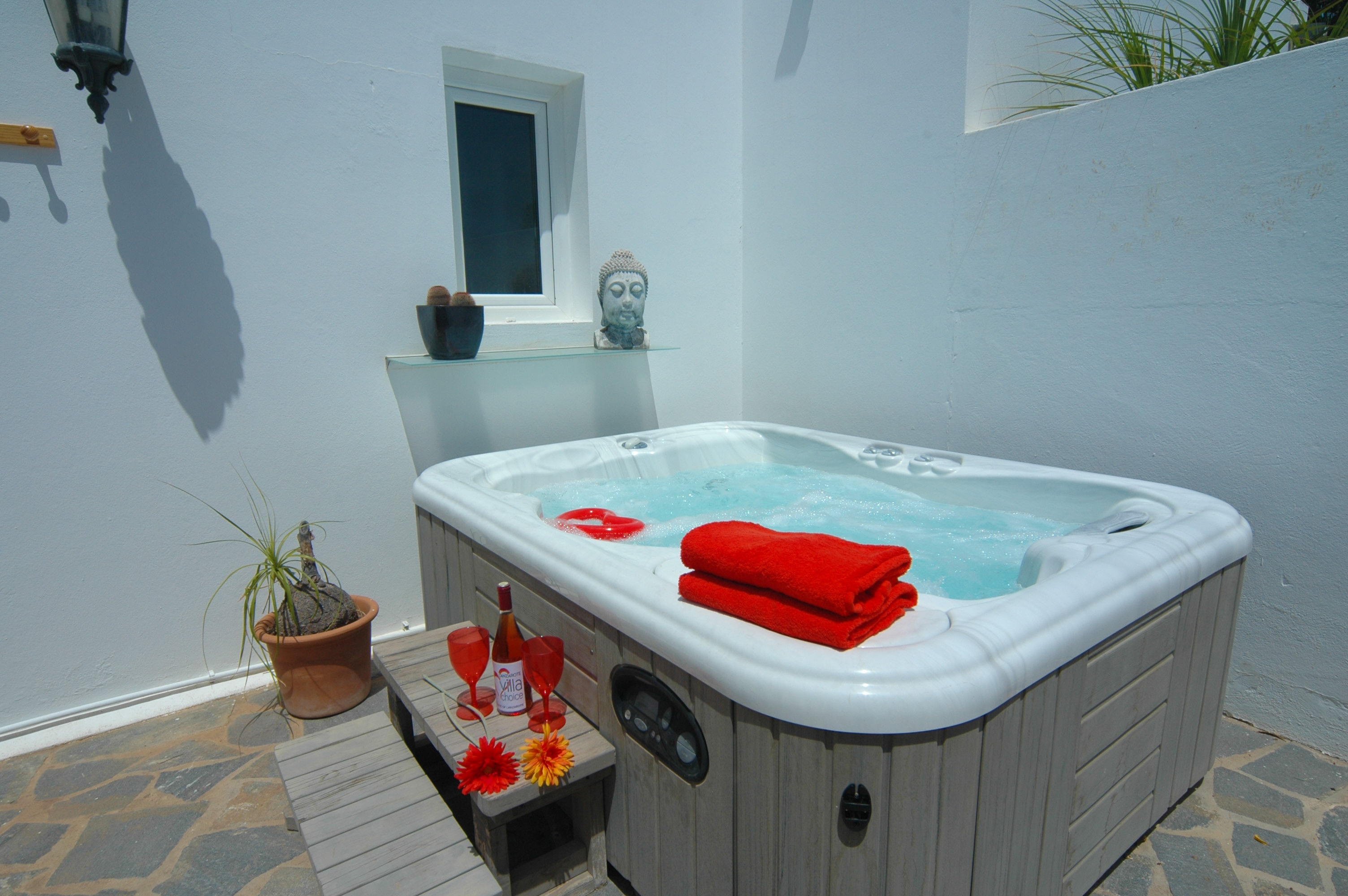 LVC330505 Hot Tub