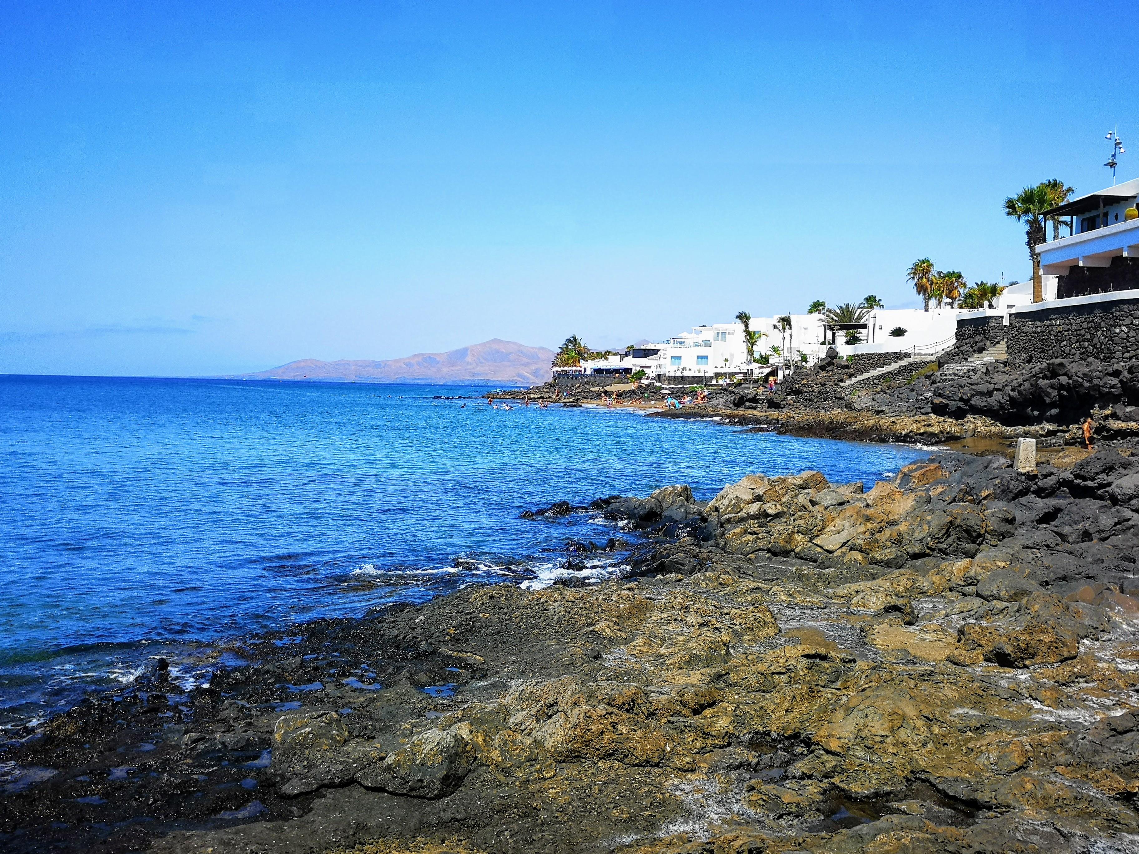 LVC328662 Coastline of Puerto del Carmen