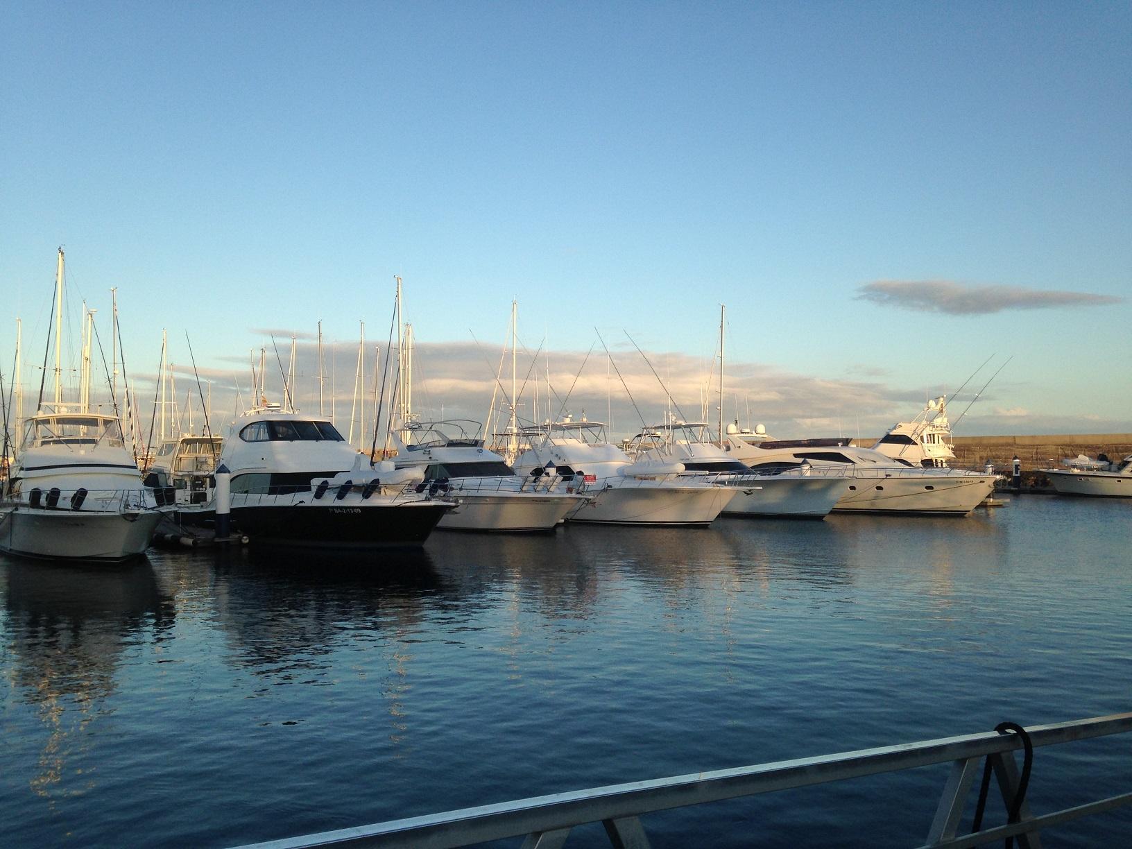 Sundown At Puerto Calero