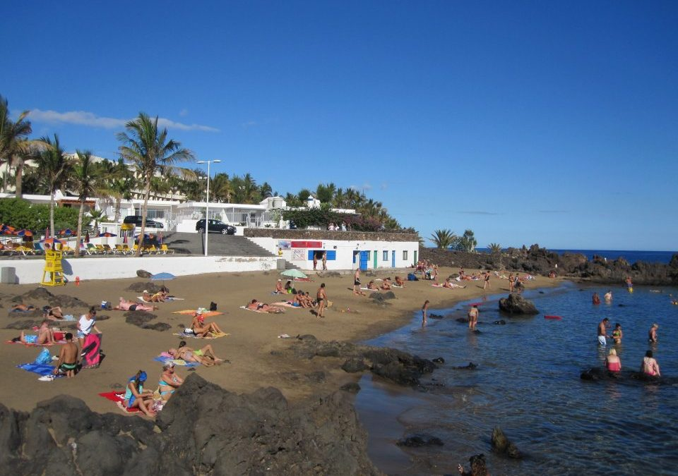 Plans to improve Playa Chica in Puerto del Carmen