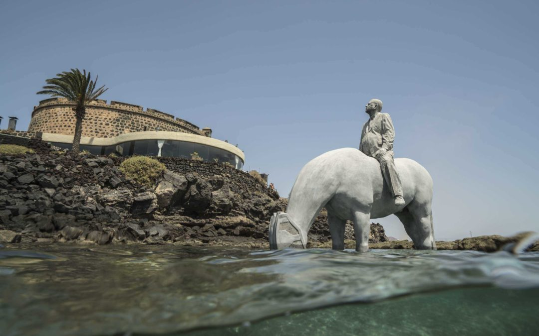 Arrecife request to remove the Rising Tide Sculpture