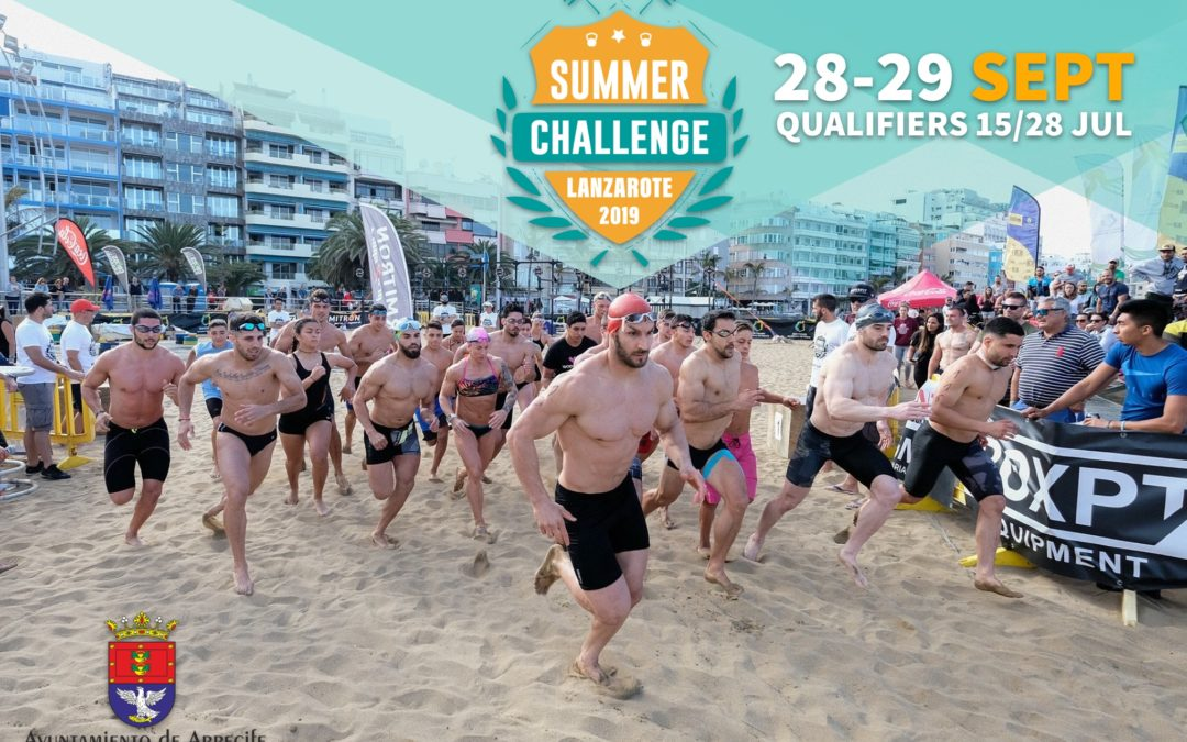 The Lanzarote Summer Challenge 2019 crowns the strongest