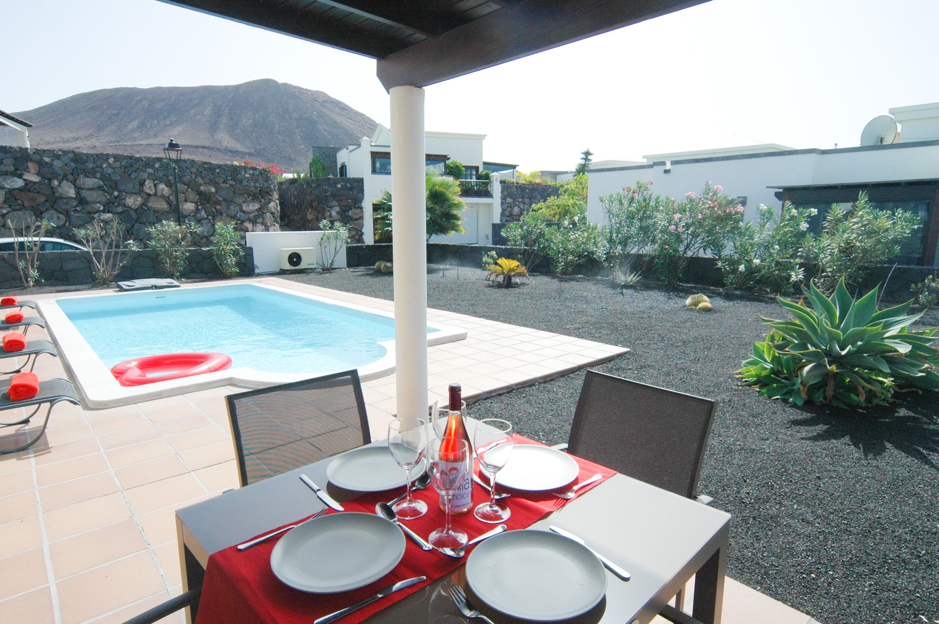LVC333174 Holiday Villa with heated pool