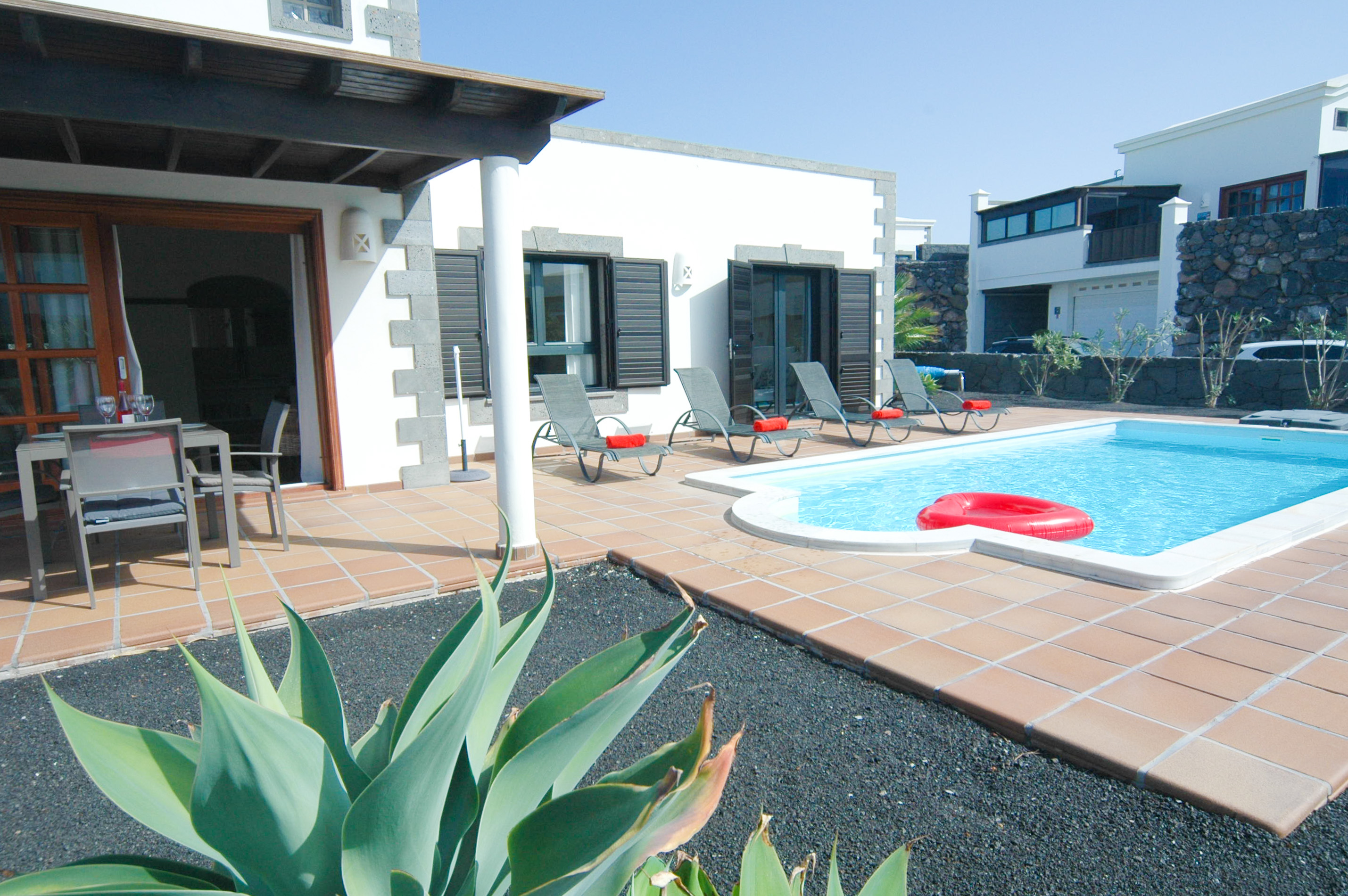 LVC333174 Two villa with heated pool