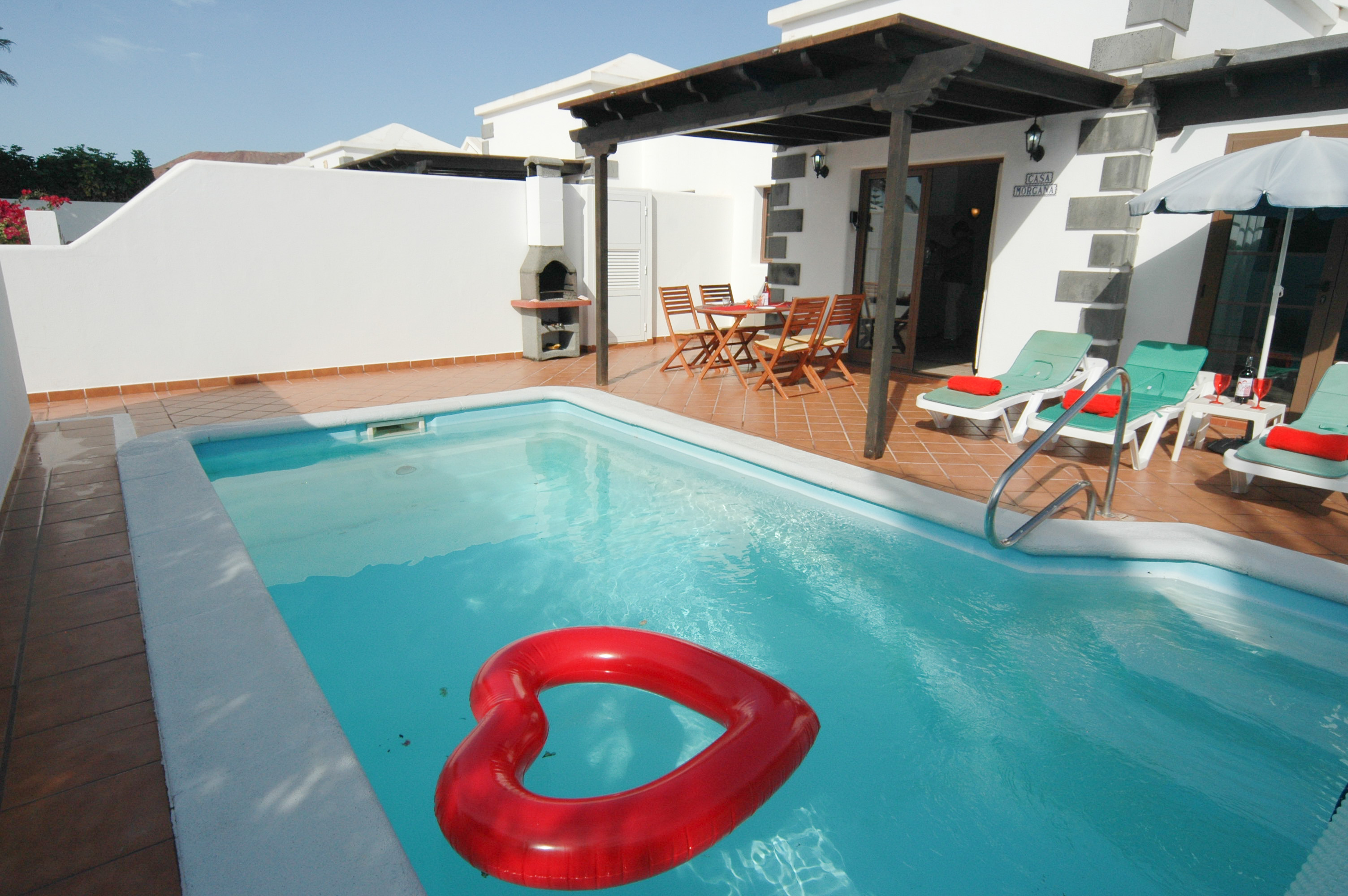LVC334687 Two bedroom villa in Playa Blanca