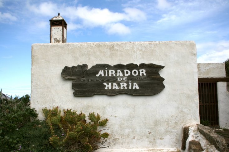 The recovery of the Mirador de Haría, a new contest