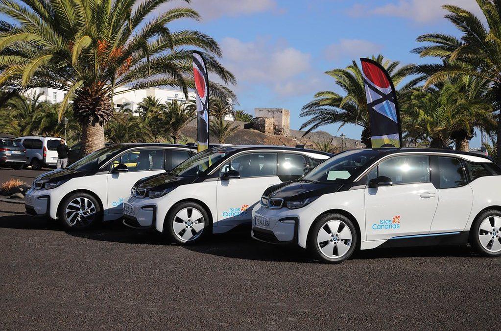 Car Rental Company Introduces Electric Cars in Lanzarote