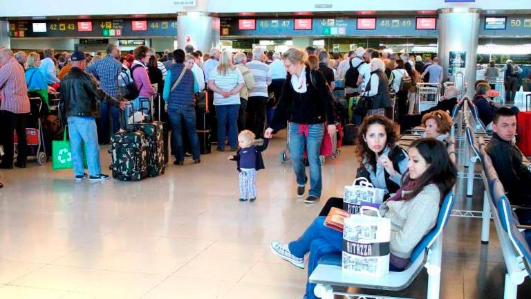 October decrease in arrivals in Canaries