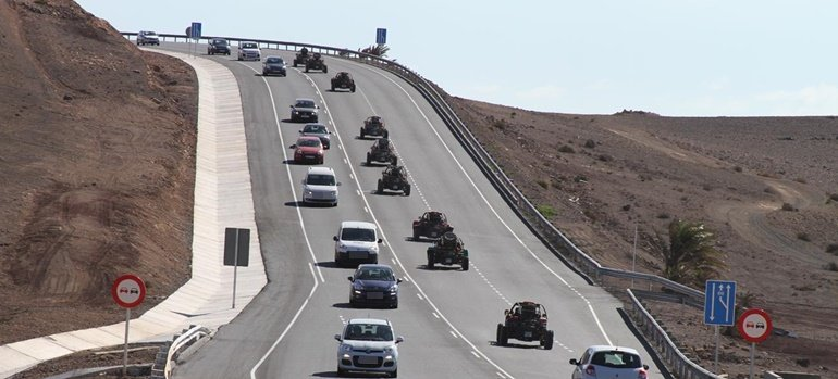 Decrease in Cars Registered in Lanzarote