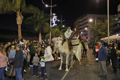 3 Kings day in Lanzarote