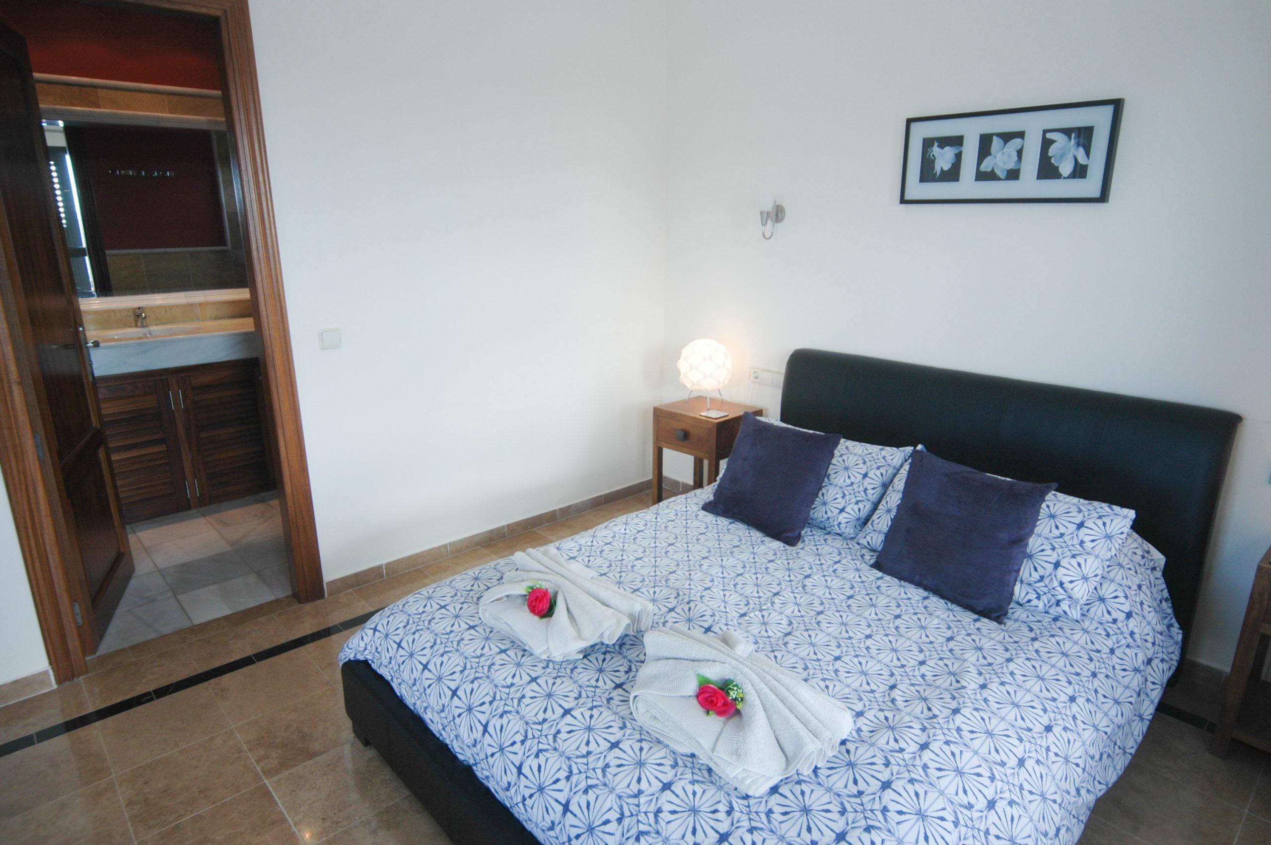 Villa_LVC338912 - Playa Blanca Villa master bedroom with air con