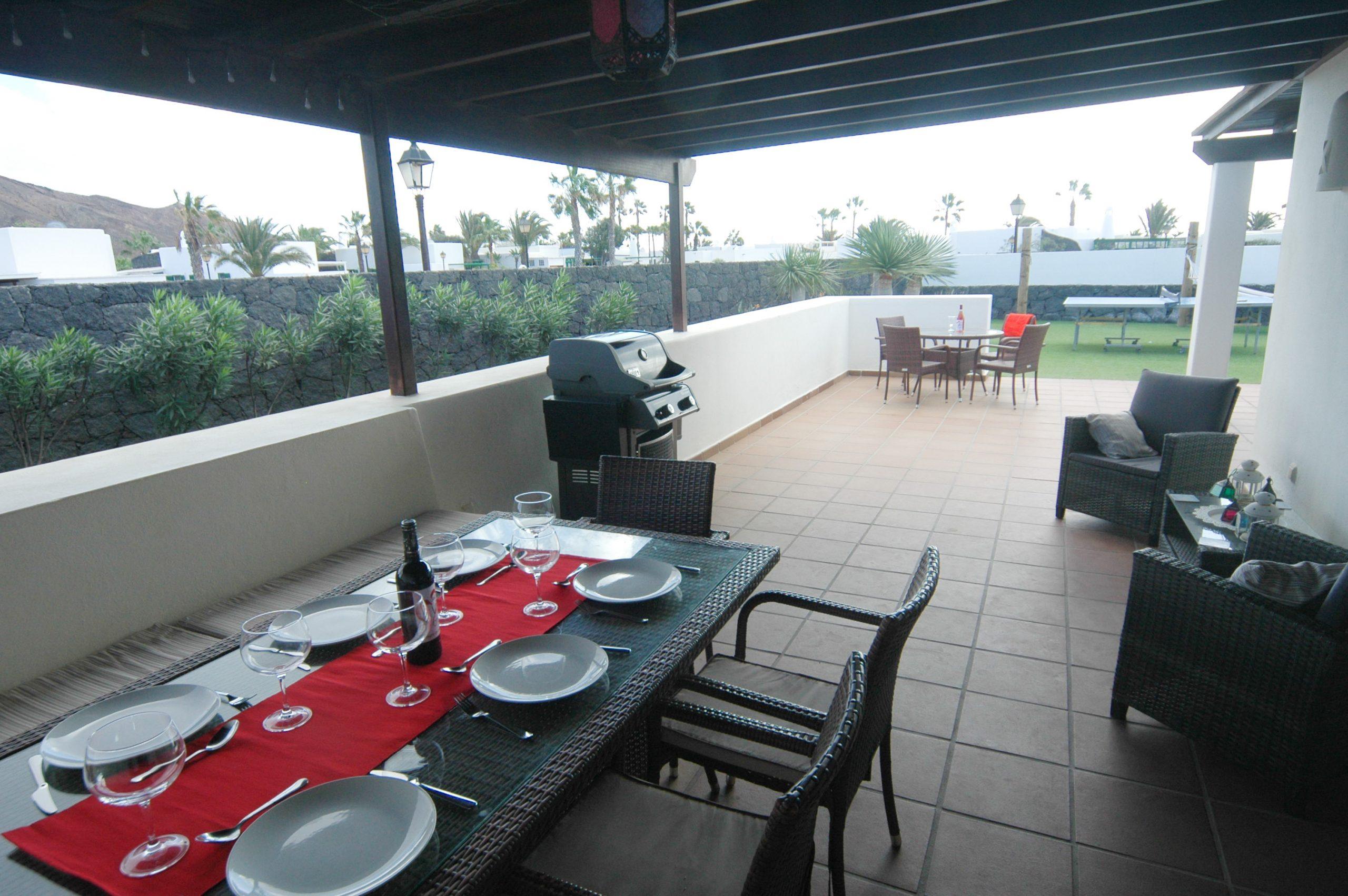Villa_LVC338912 - Playa Blanca Villa with gas BBQ