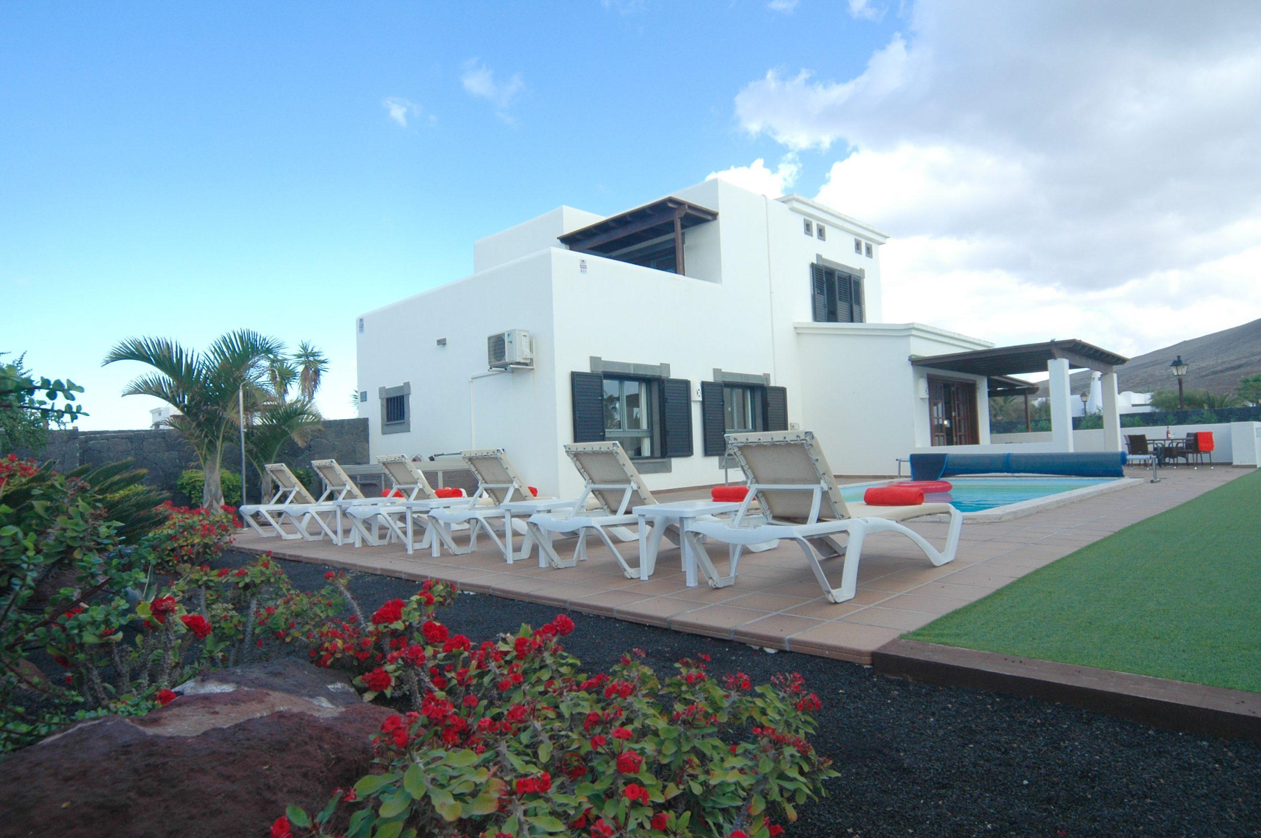 Villa_LVC338912 - 3 bedroom Lanzarote Villa